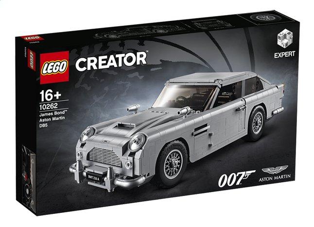 Afbeelding van LEGO Creator Expert 10262 James Bond Aston Martin DB5 from DreamLand