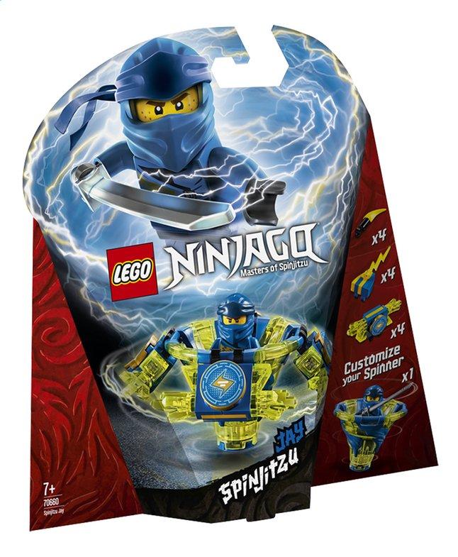 Afbeelding van LEGO Ninjago 70660 Spinjitzu Jay from DreamLand