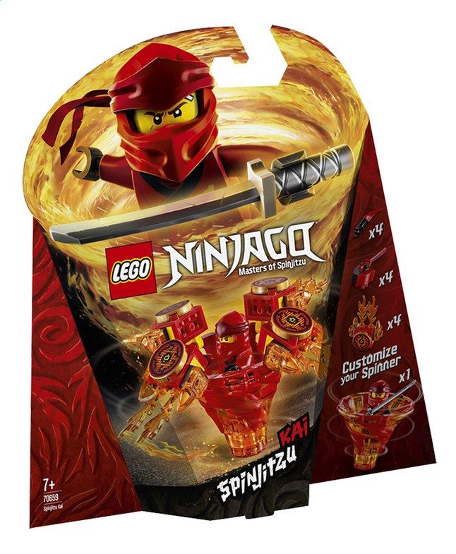 Afbeelding van LEGO Ninjago 70659 Spinjitzu Kai from DreamLand