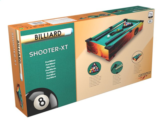 Image pour Carromco billard de table Shooter XT à partir de DreamLand
