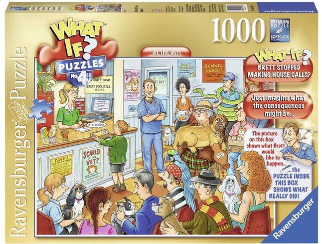 Image pour Ravensburger puzzle What if? n°4 Chez le vétérinaire à partir de DreamLand