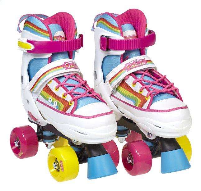 Optimum patins à roulettes Rainbow