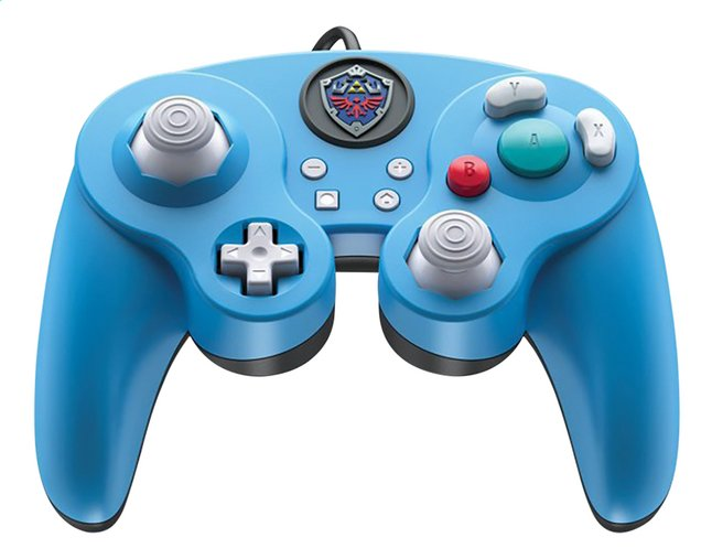 Afbeelding van Nintendo Switch controller Smash Pad - Link from DreamLand