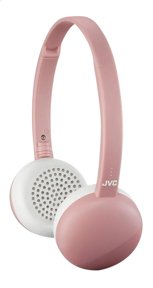 JVC casque Bluetooth HA-S20BT-P-E rose
