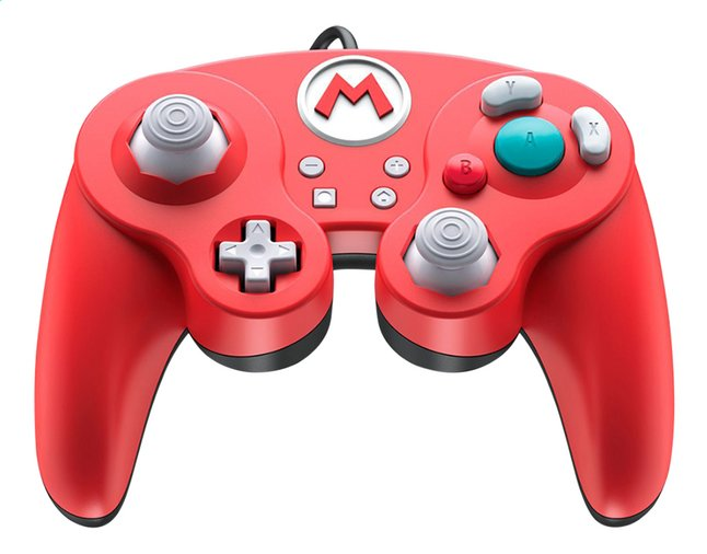Afbeelding van Nintendo Switch Controller Smash Pad Mario rood from DreamLand