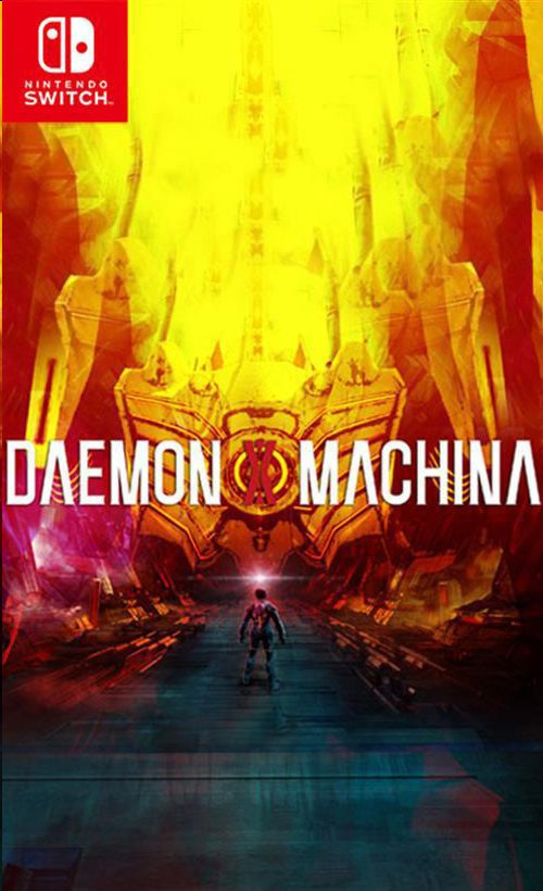 Afbeelding van Nintendo Switch Daemon Machina ENG from DreamLand
