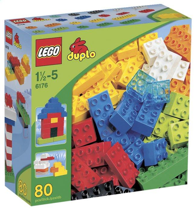 Afbeelding van LEGO DUPLO 6176 Basisstenen deluxe from DreamLand