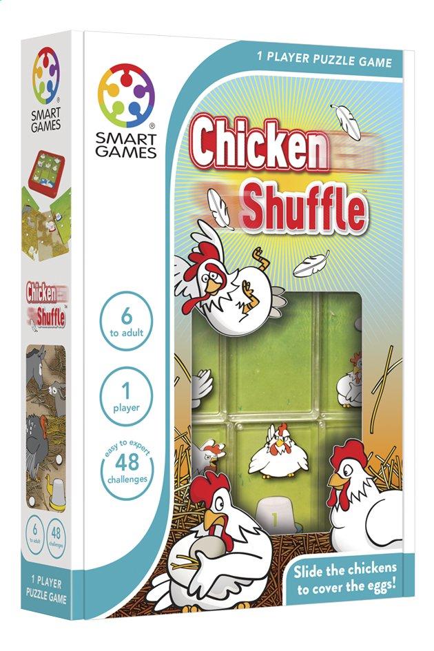 Afbeelding van Chicken Shuffle from DreamLand