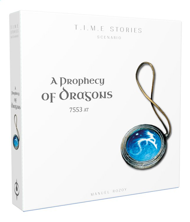 Afbeelding van T.I.M.E Stories uitbreiding: A Prophecy of Dragons ENG from DreamLand