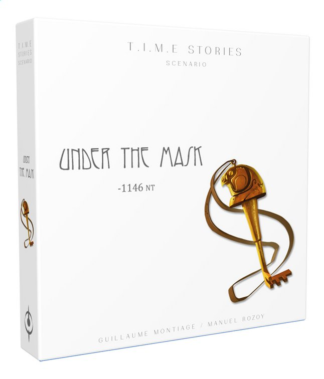 Afbeelding van T.I.M.E Stories uitbreiding: Under the Mask ENG from DreamLand
