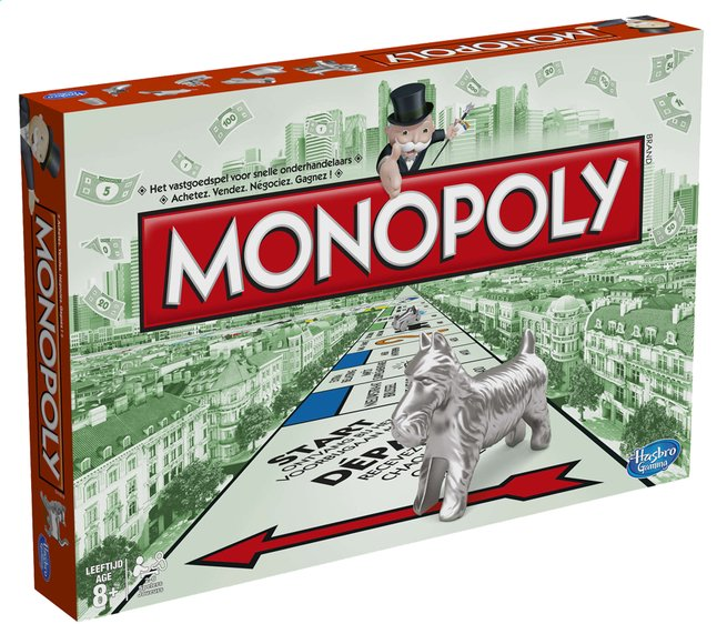 Image pour Monopoly Standard 2013 à partir de DreamLand