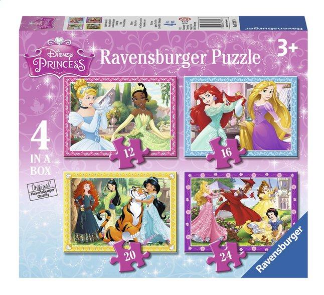 Afbeelding van Ravensburger meegroeipuzzel 4-in-1 Disney Princess from DreamLand