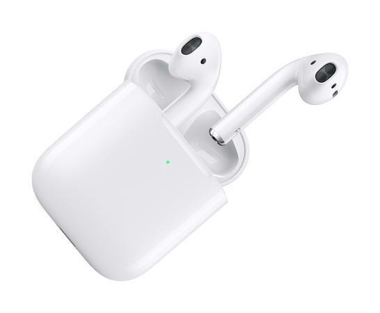 Apple bluetooth oortelefoon Airpods met Wireless Charging Case