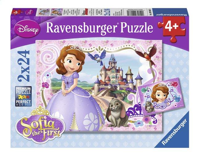 Afbeelding van Ravensburger puzzel 2-in-1 Disney Sofia the First Sofia's koninklijke avontuur from DreamLand