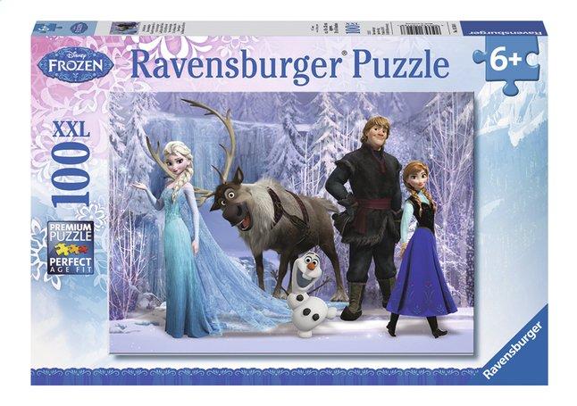 Afbeelding van Ravensburger XXL puzzel Disney Frozen In het rijk van de sneeuwkoningin from DreamLand