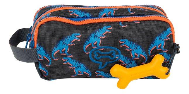 Afbeelding van Stones and Bones pennenzak Rowan T-rex Pack Navy from DreamLand