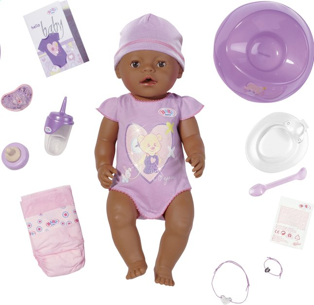 Image pour BABY born poupée interactive Ethnic à partir de DreamLand