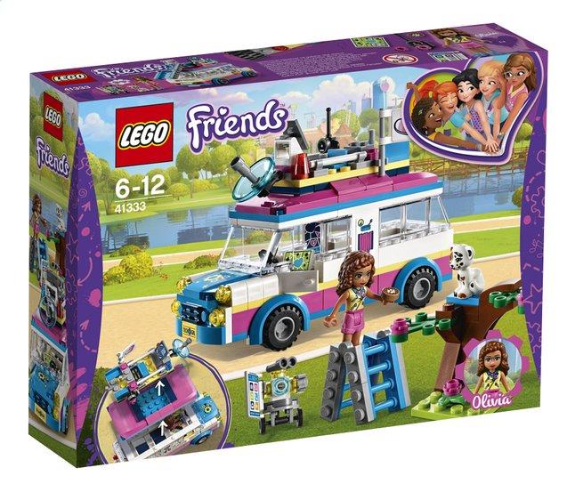 Afbeelding van LEGO Friends 41333 Olivia's missievoertuig from DreamLand