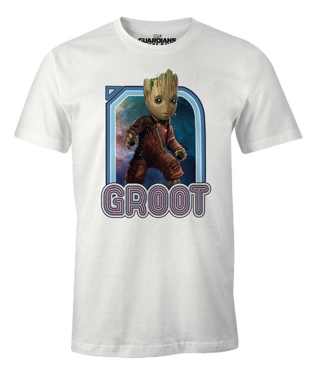 Afbeelding van T-shirt Guardians of the Galaxy Groot from DreamLand