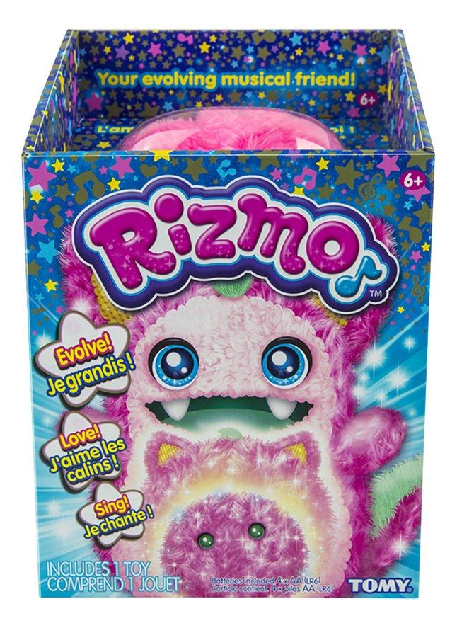 Image pour Tomy peluche interactive Rizmo Berry à partir de DreamLand