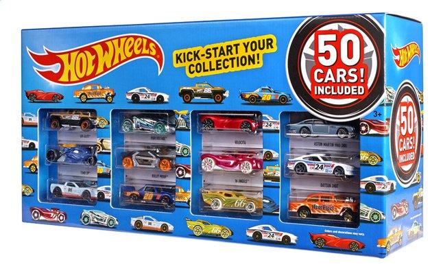 Afbeelding van Hot Wheels auto's - 50 stuks from DreamLand