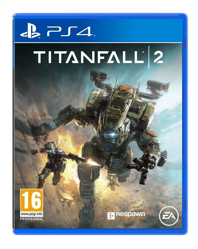 Afbeelding van PS4 Titanfall 2 ENG/FR from DreamLand