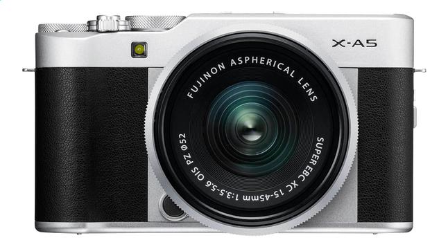 Image pour Fujifilm appareil photo Finepix X-A5 argenté objectif 15-45 mm à partir de DreamLand