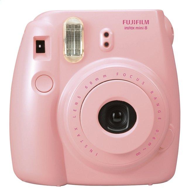 Afbeelding van Fujifilm Fototoestel instax mini 8 roze from DreamLand