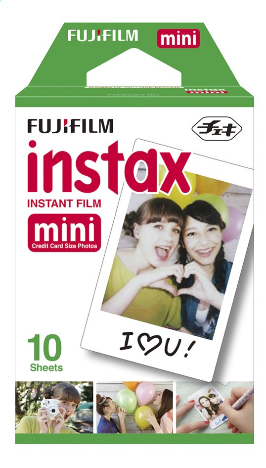 Image pour Fujifilm pack de 10 photos pour instax mini à partir de DreamLand