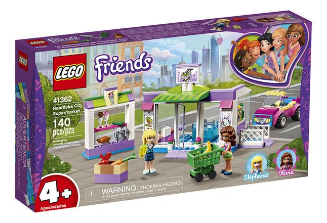Afbeelding van LEGO Friends 41362 Heartlake City supermarkt from DreamLand