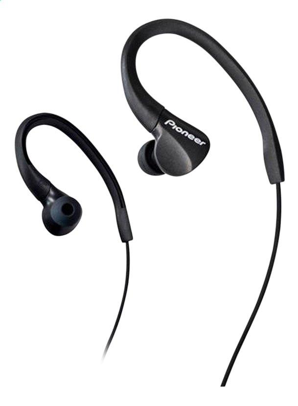 Afbeelding van Pioneer oortelefoon SE-E3 sport zwart from DreamLand