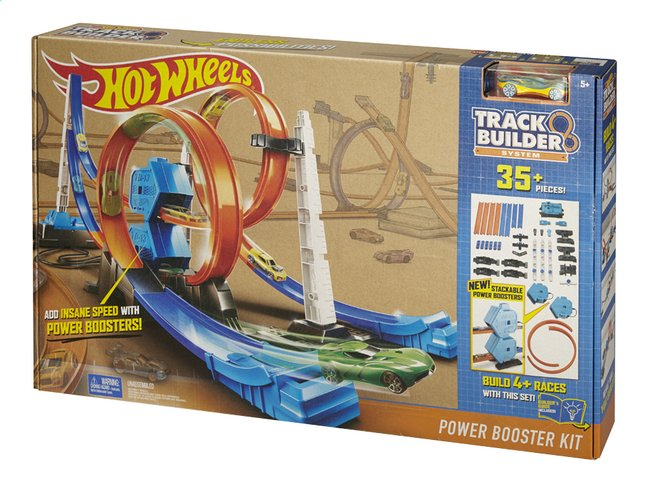 Afbeelding van Speelset Hot Wheels Power booster kit from DreamLand