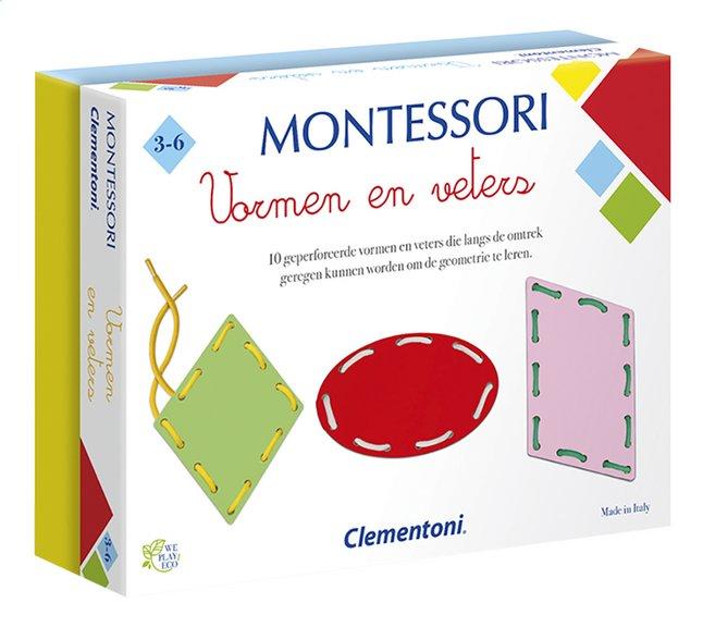 Afbeelding van Montessori - Vormen en veters from DreamLand