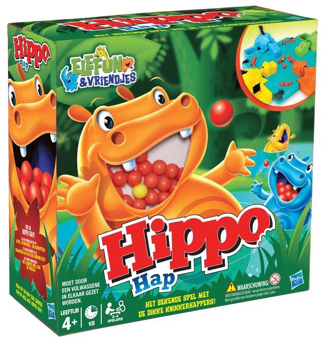 Afbeelding van Hippo Hap from DreamLand