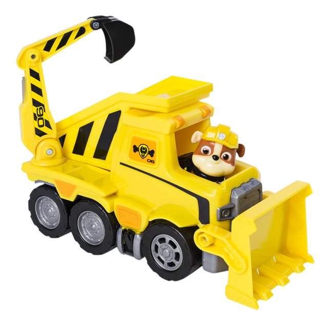 Afbeelding van PAW Patrol Ultimate Rescue Rubble Bulldozer from DreamLand