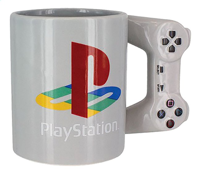 Mug PlayStation manette