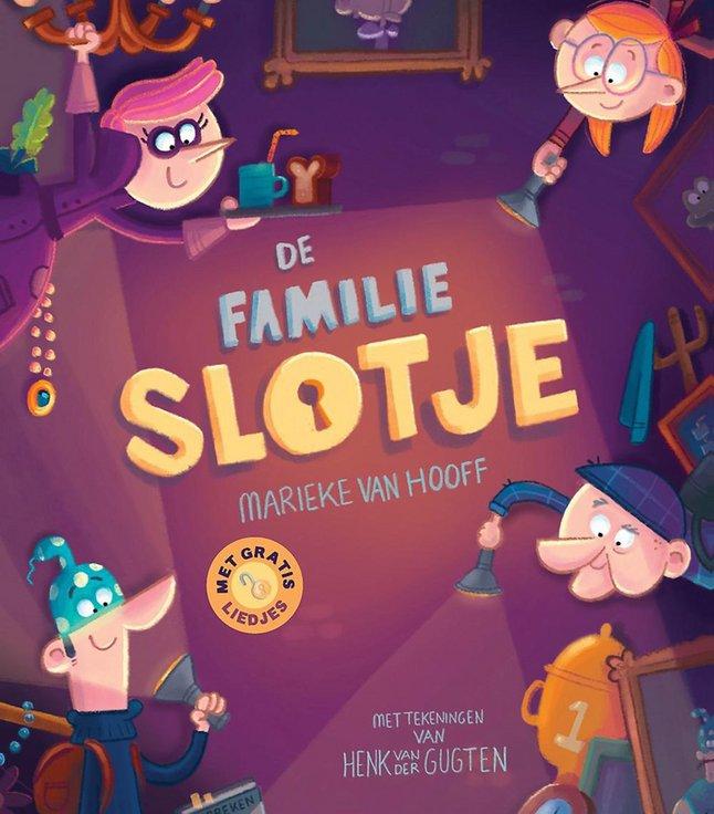 Afbeelding van De familie Slotje from DreamLand