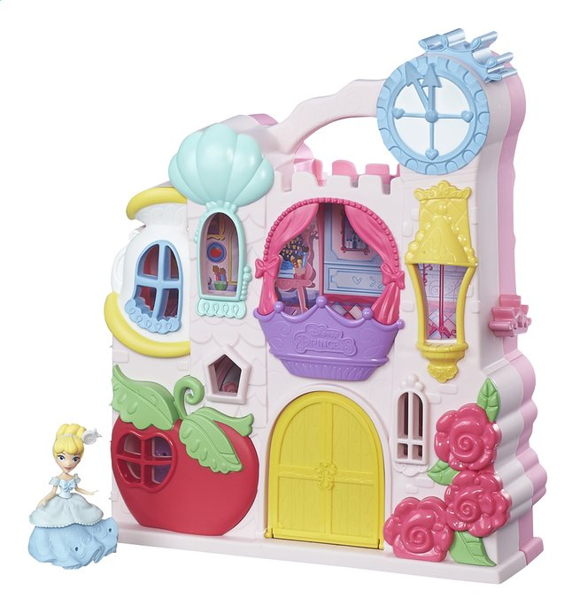 Afbeelding van Speelset Disney Princess little KinGdom Prinsessenkasteel from DreamLand