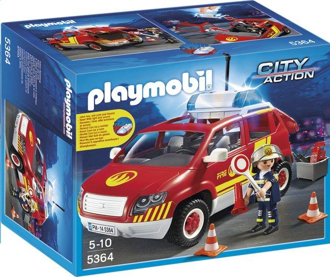 Image pour PLAYMOBIL City Action 5364 Véhicule d'intervention avec sirène à partir de DreamLand