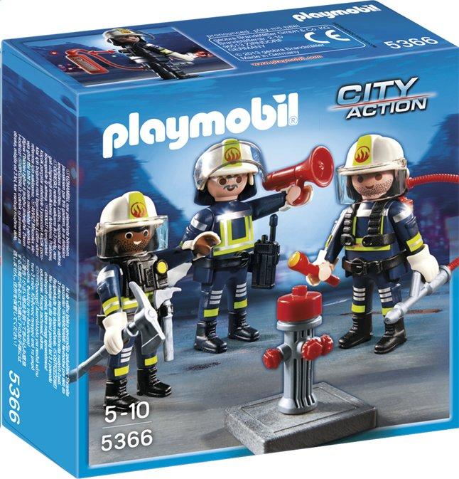 Image pour Playmobil City Action 5366 Unité de pompiers à partir de DreamLand