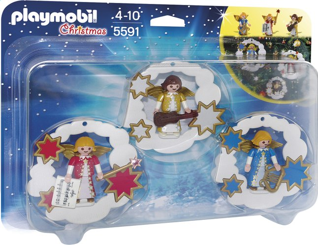 Image pour Playmobil Christmas 5591 Décorations de Noël Anges à partir de DreamLand