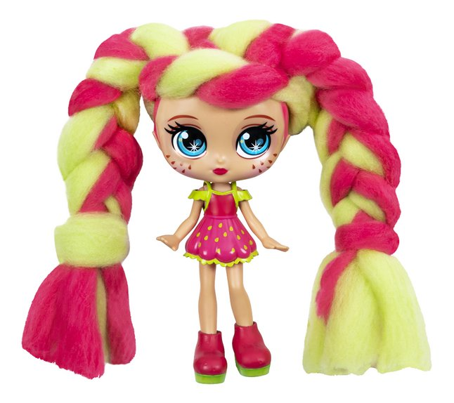 Candylocks Deluxe Doll Straw Mary - 17 cm