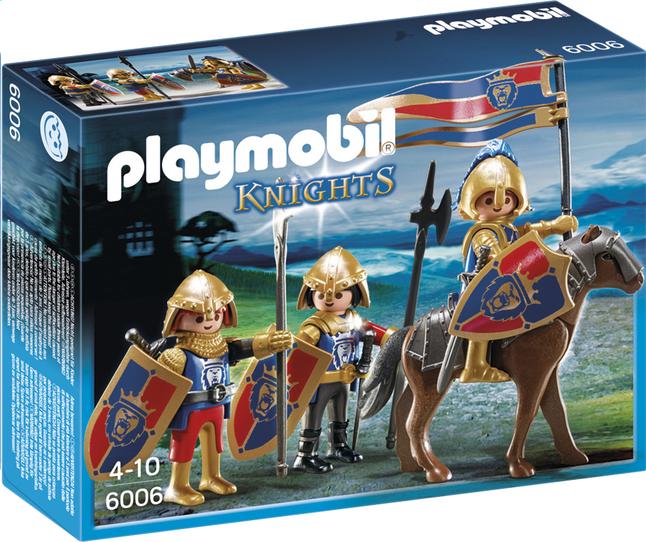 Image pour PLAYMOBIL Knights 6006 Chevaliers du Lion Impérial à partir de DreamLand