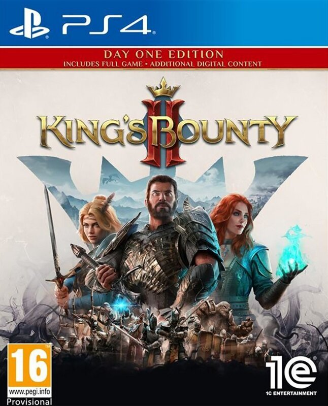 PS4 King's Bounty 2 Day One Edition FR/ANG