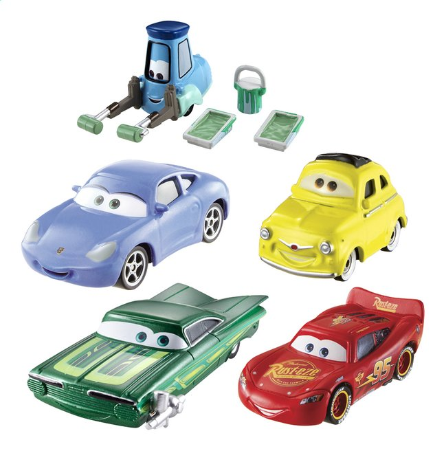 Afbeelding van Disney Cars auto Radiator Springs 5 pack from DreamLand