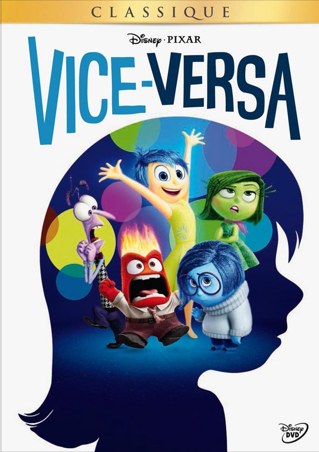 Image pour DVD Vice-Versa à partir de DreamLand