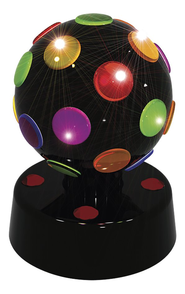 Image pour Lampe disco noire à partir de DreamLand