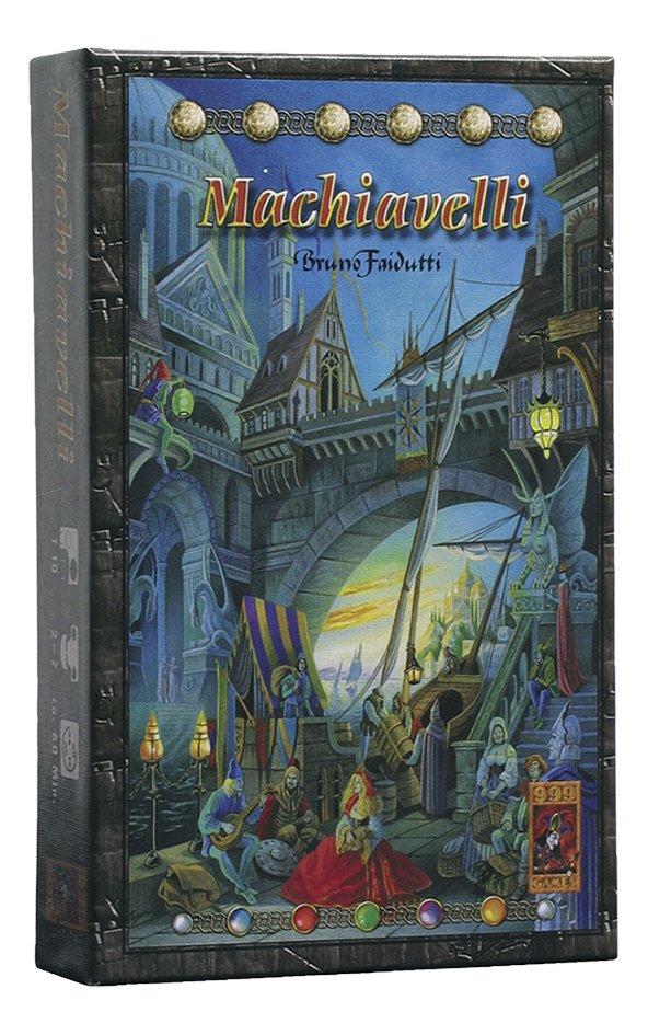 Image pour Machiavelli NL à partir de DreamLand