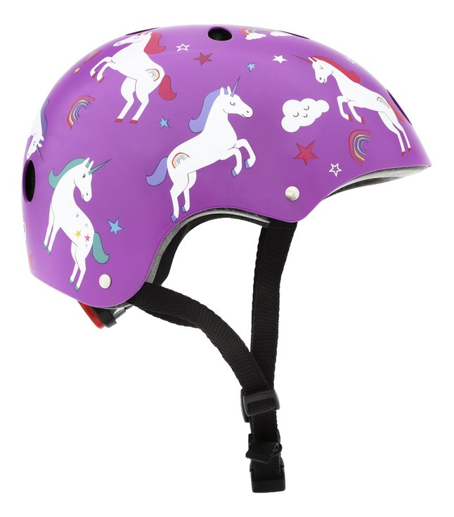 Afbeelding van Mini Hornit kinderfietshelm Lids Unicorn from DreamLand