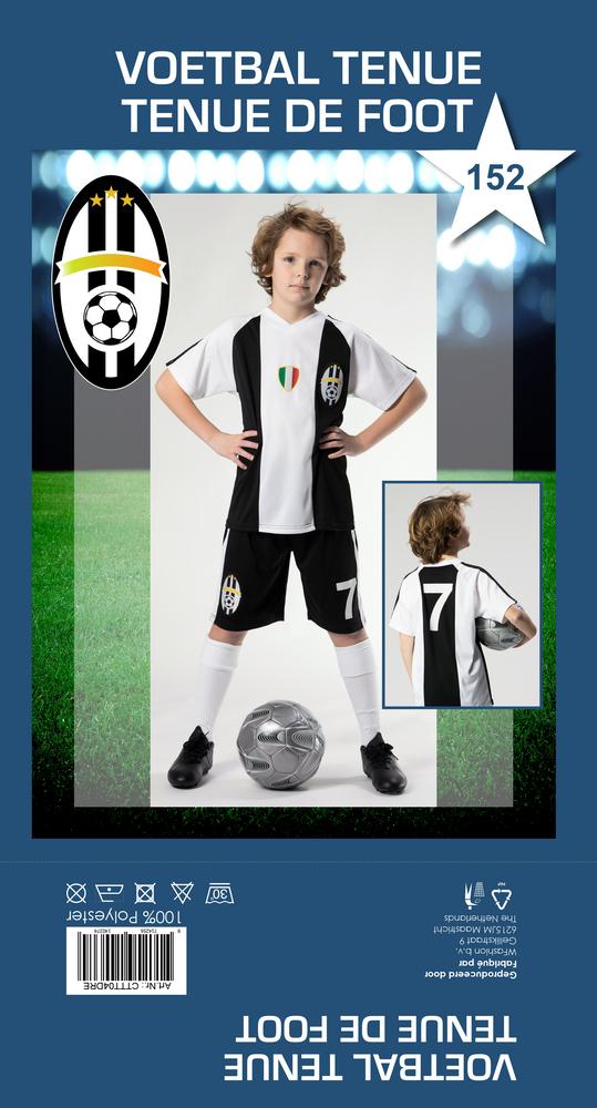 Afbeelding van Voetbaloutfit Juventus replica from DreamLand